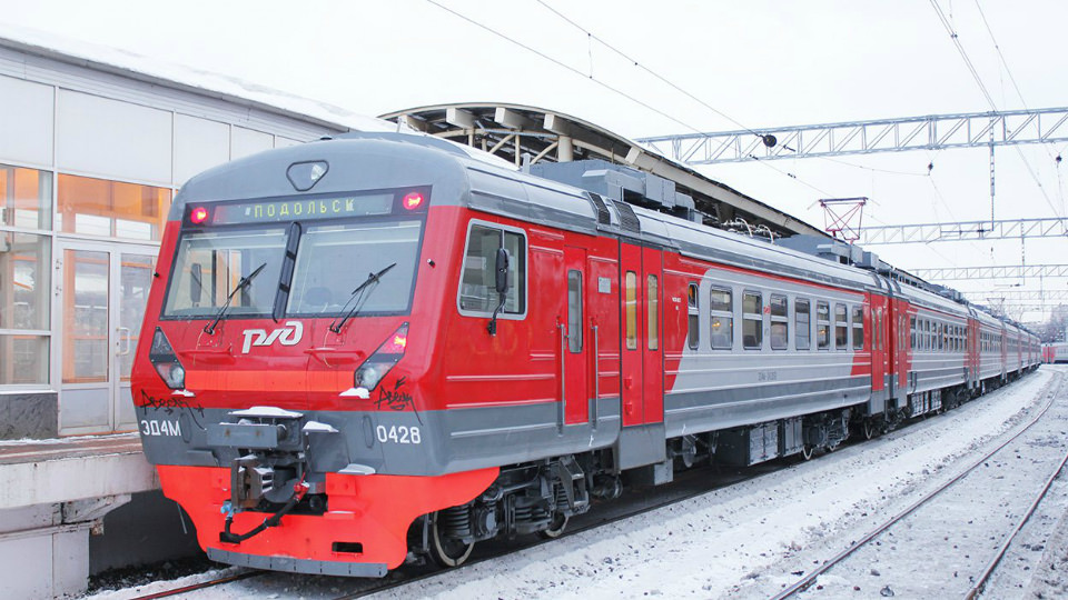 Regular-Russian Railways-Exterior