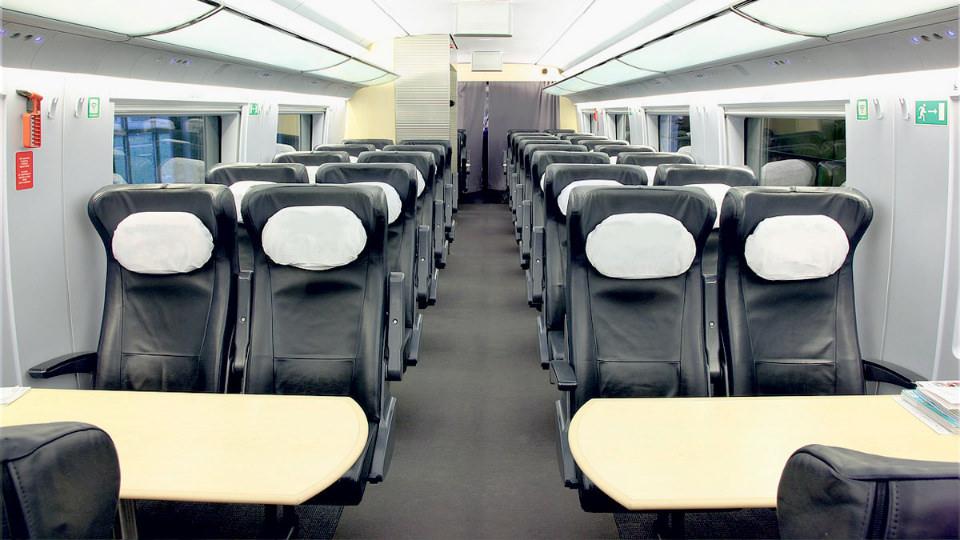 Sapsan High-speed Train - Tickets & Timetable