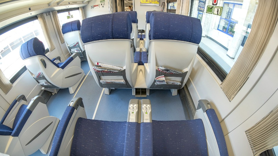 Swift Train 1st Class