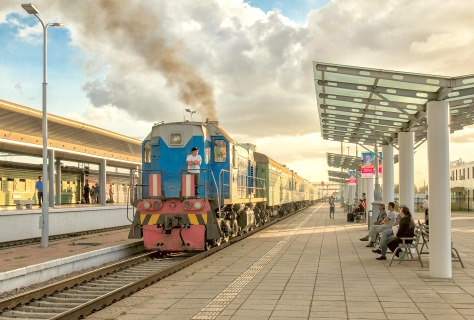 Trans Siberian train tickets
